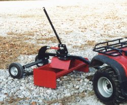 ATV Pull-Type Box Scraper
