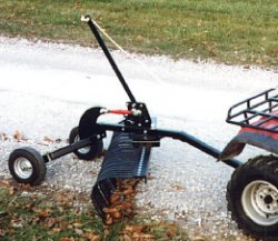 ATV Pull-Type Rakes